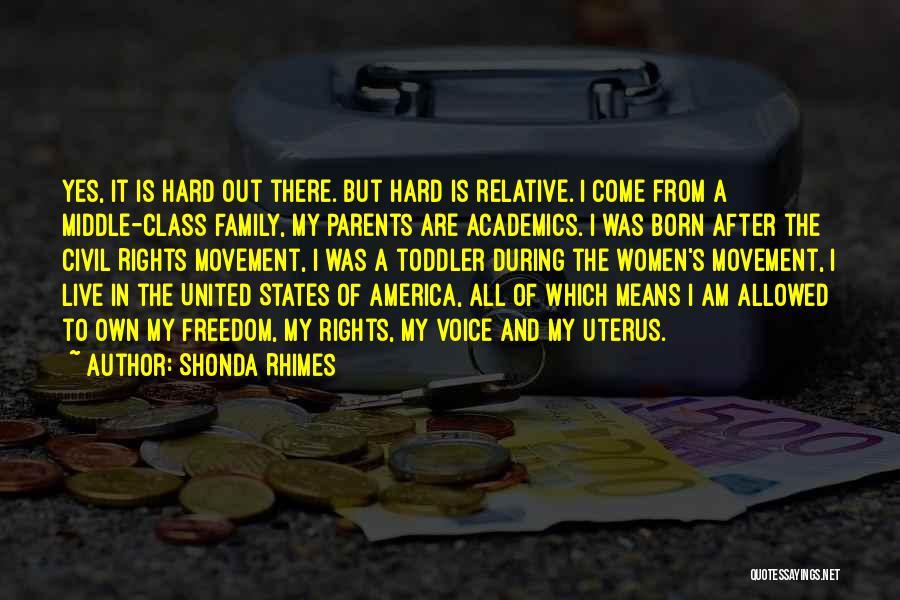 Civil Quotes By Shonda Rhimes