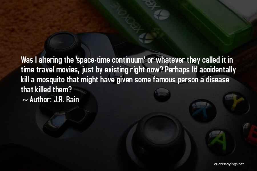 Civil War Famous Quotes By J.R. Rain