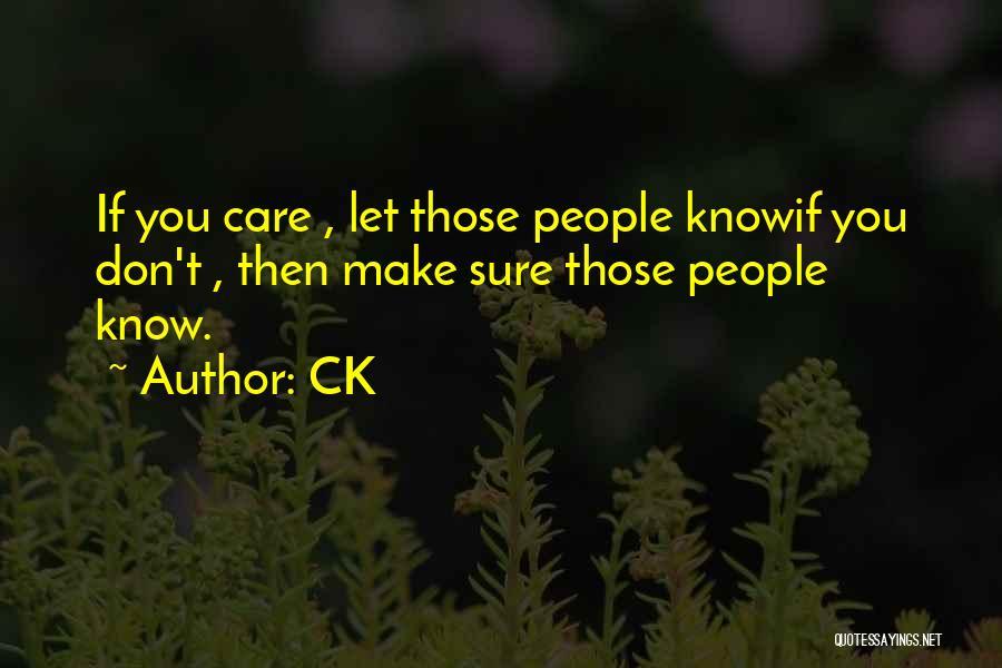 CK Quotes 141837