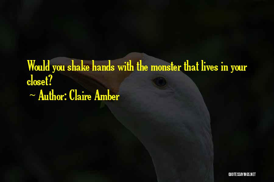 Claire Amber Quotes 243032