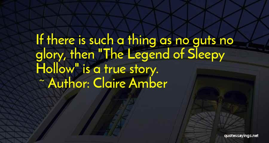 Claire Amber Quotes 294678