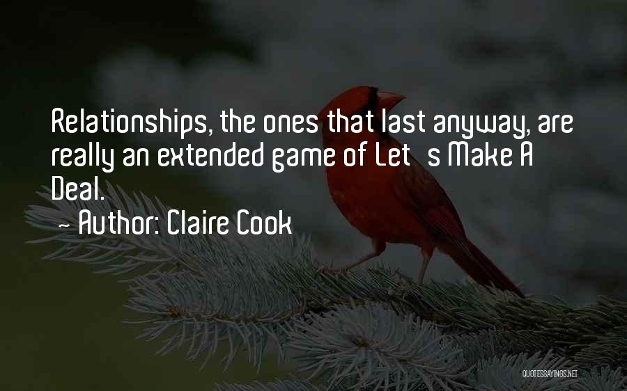 Claire Cook Quotes 1063621