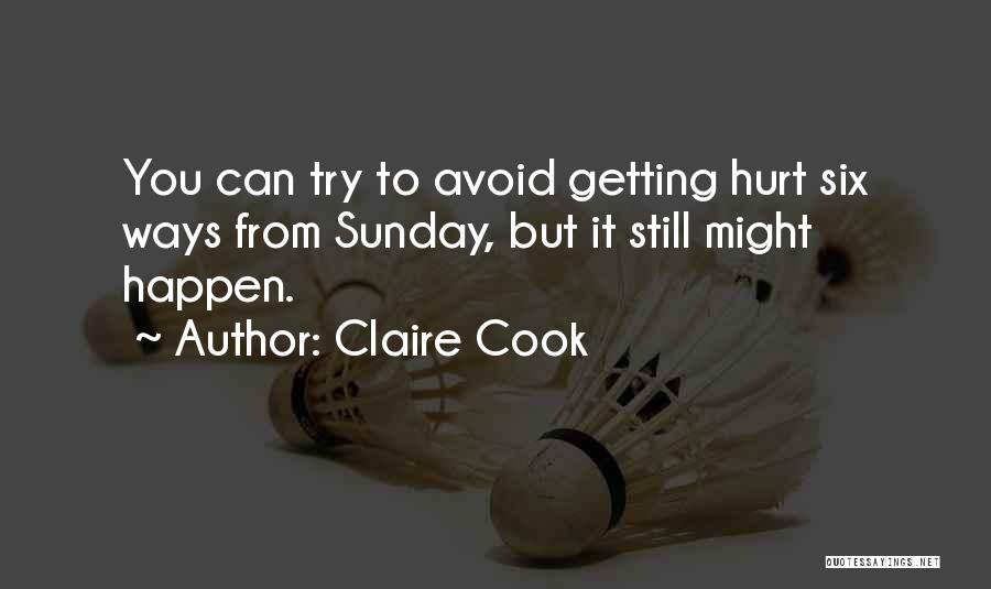 Claire Cook Quotes 1202609