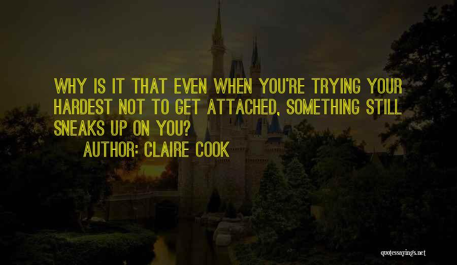 Claire Cook Quotes 1350938