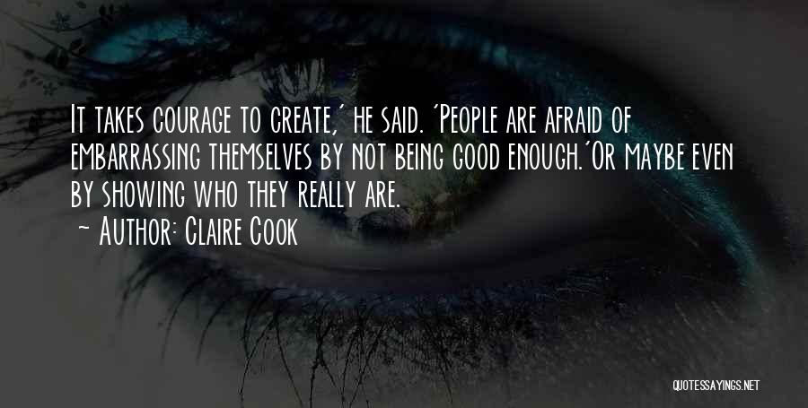 Claire Cook Quotes 1411323