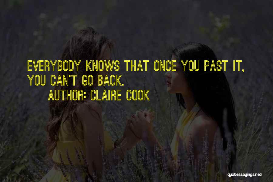 Claire Cook Quotes 1513720