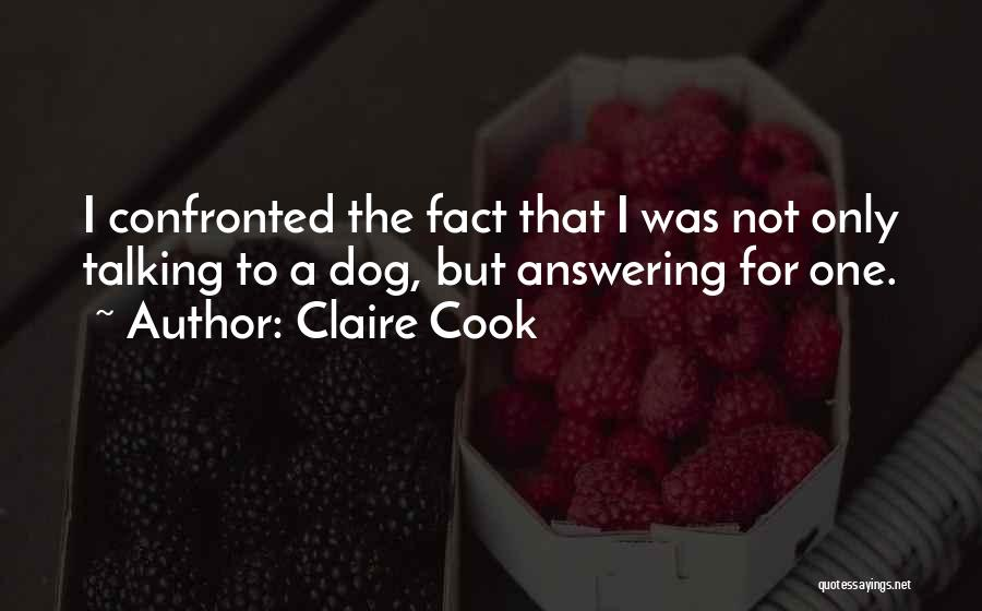 Claire Cook Quotes 1516591