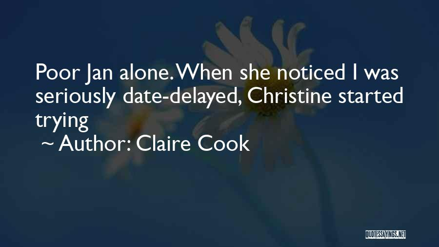 Claire Cook Quotes 1745665