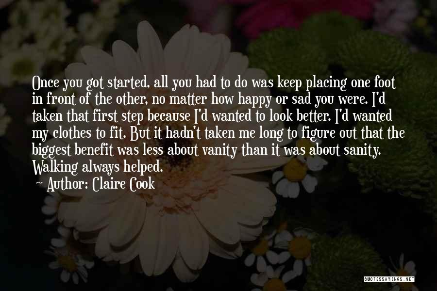 Claire Cook Quotes 2176791