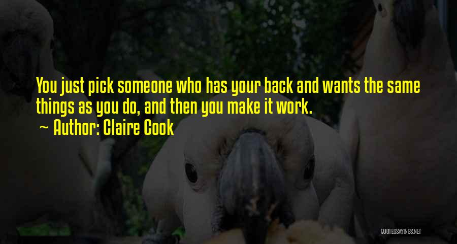 Claire Cook Quotes 2189496