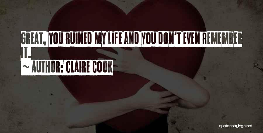 Claire Cook Quotes 616105