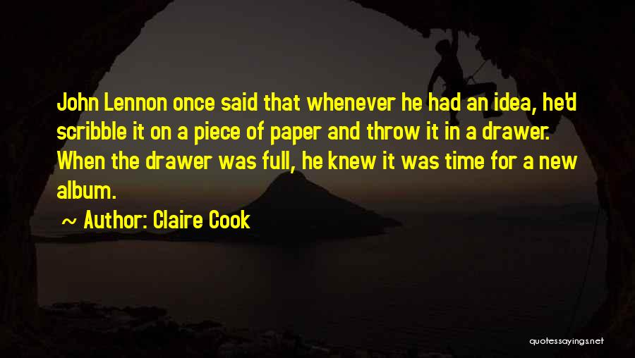 Claire Cook Quotes 617204