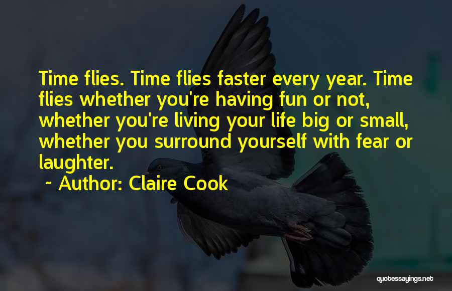 Claire Cook Quotes 878506