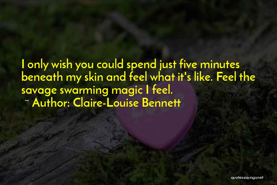 Claire-Louise Bennett Quotes 2120508