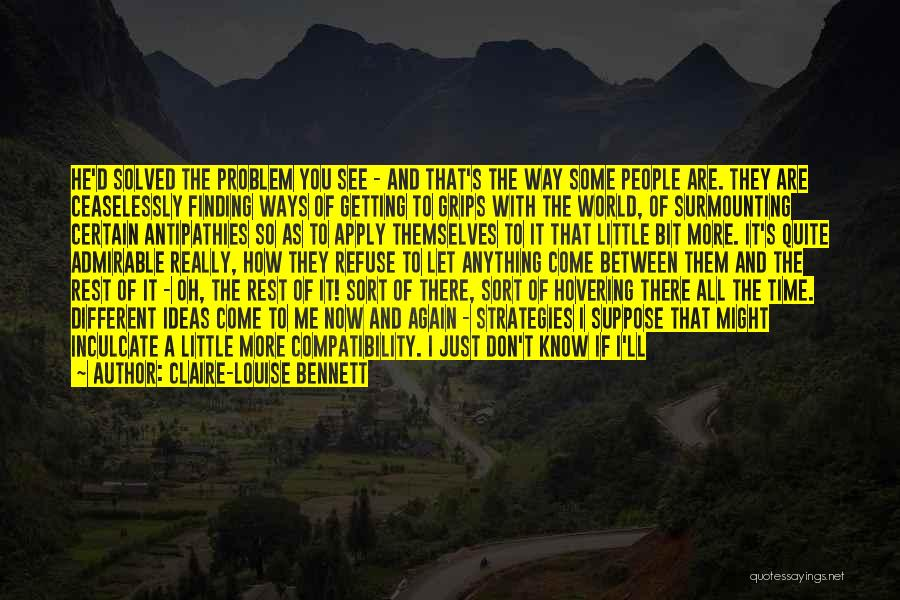 Claire-Louise Bennett Quotes 294940