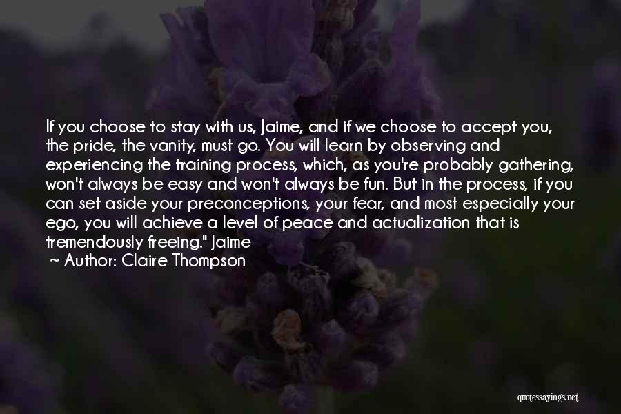 Claire Thompson Quotes 1364937