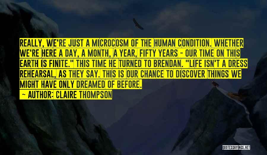 Claire Thompson Quotes 1409124