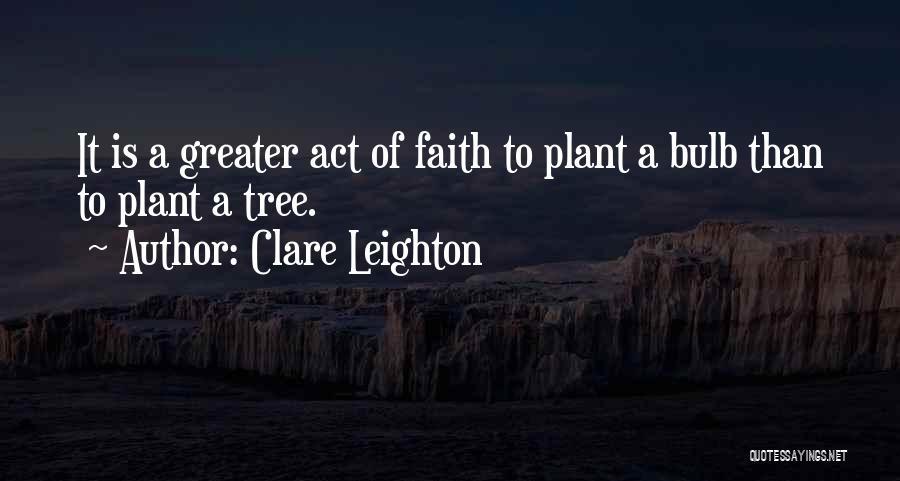 Clare Leighton Quotes 2218273
