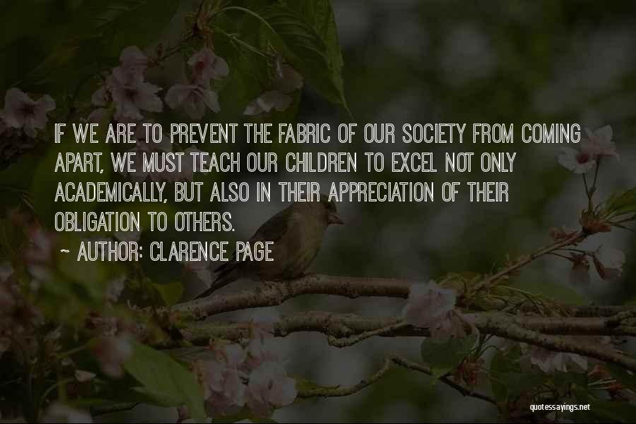 Clarence Page Quotes 1733558