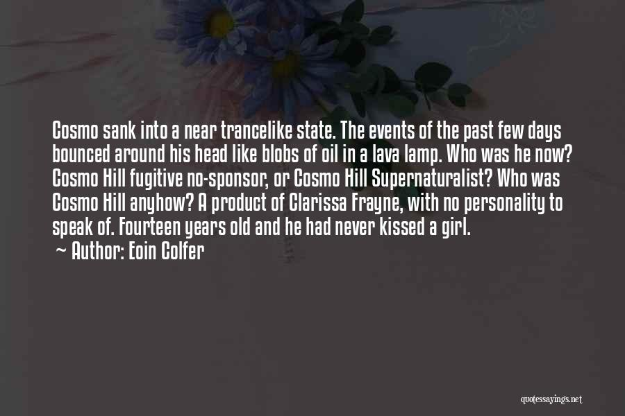 Clarissa Quotes By Eoin Colfer