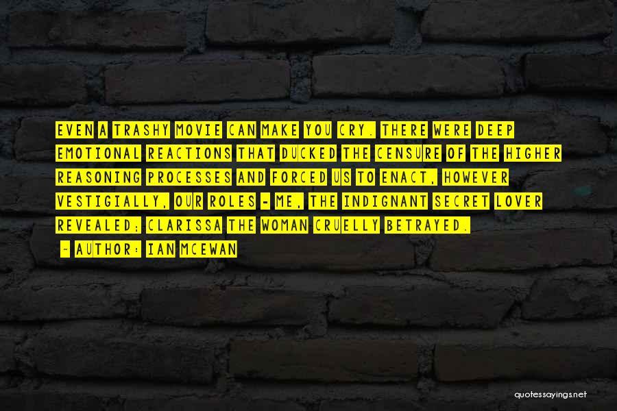 Clarissa Quotes By Ian McEwan