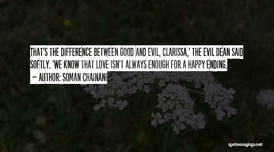 Clarissa Quotes By Soman Chainani