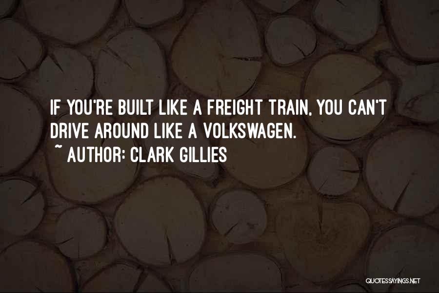 Clark Gillies Quotes 1884226