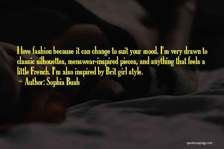 Classic Fashion Quotes By Sophia Bush
