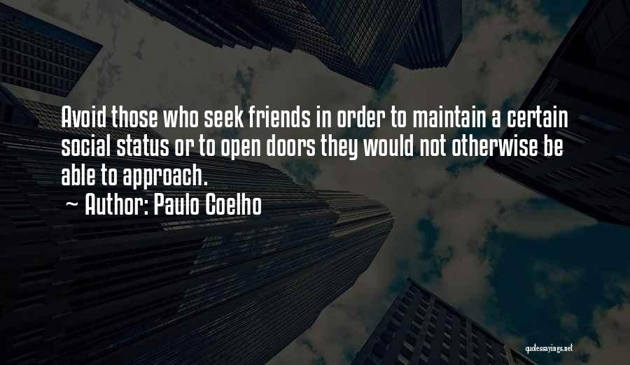 Classification Quotes By Paulo Coelho