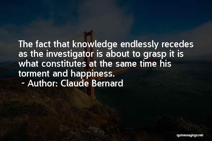 Claude Bernard Quotes 1055361