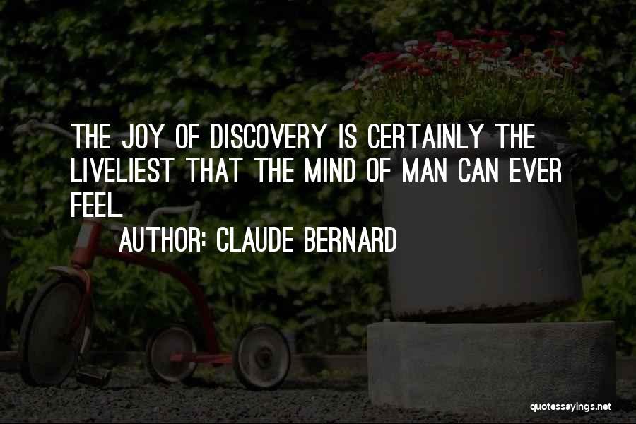 Claude Bernard Quotes 1156809
