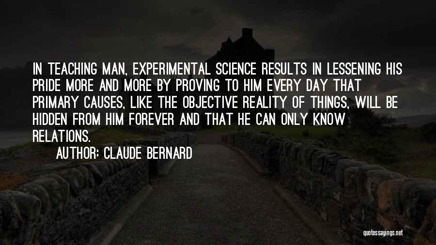 Claude Bernard Quotes 148941