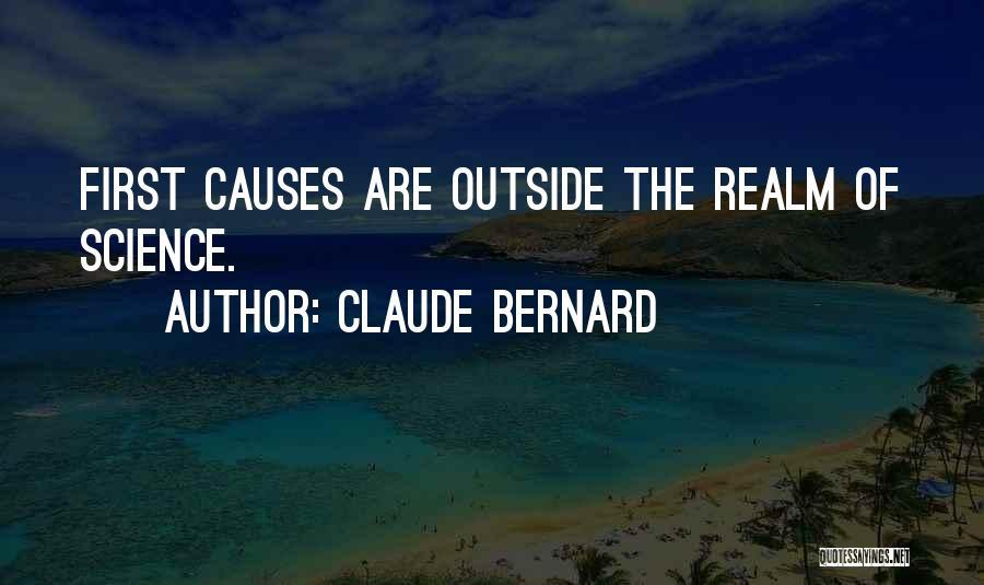 Claude Bernard Quotes 1585851
