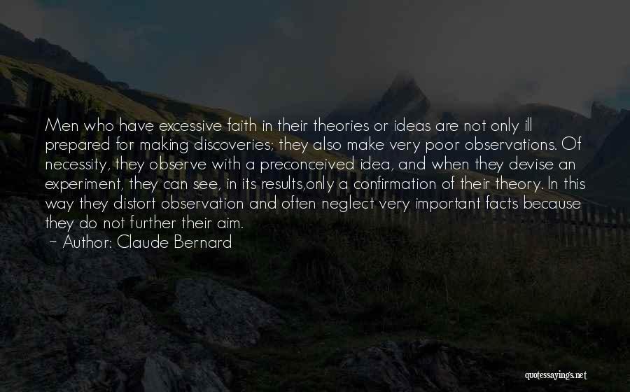 Claude Bernard Quotes 1759739