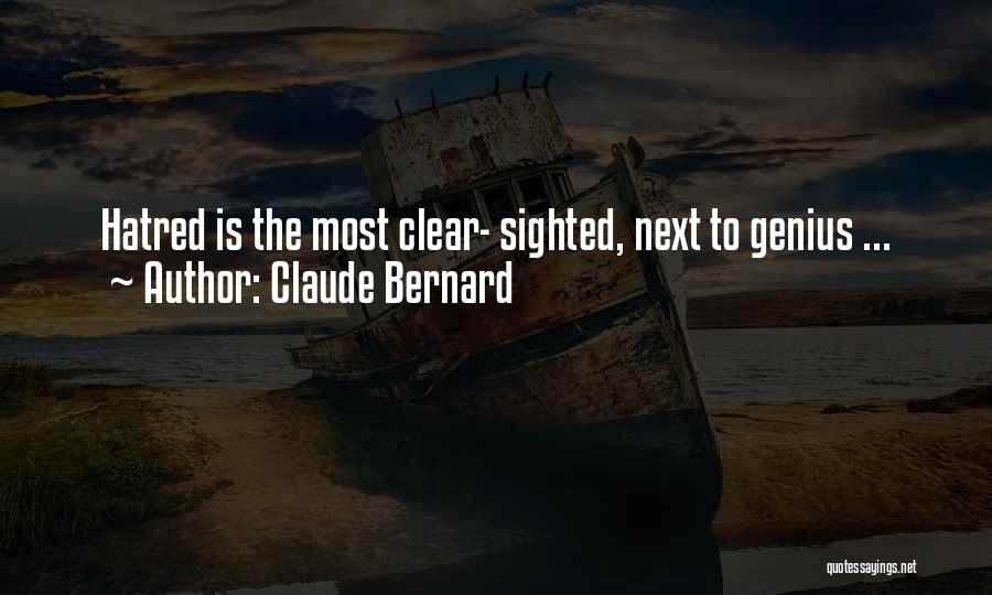 Claude Bernard Quotes 2176433