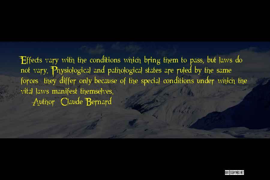 Claude Bernard Quotes 2189780