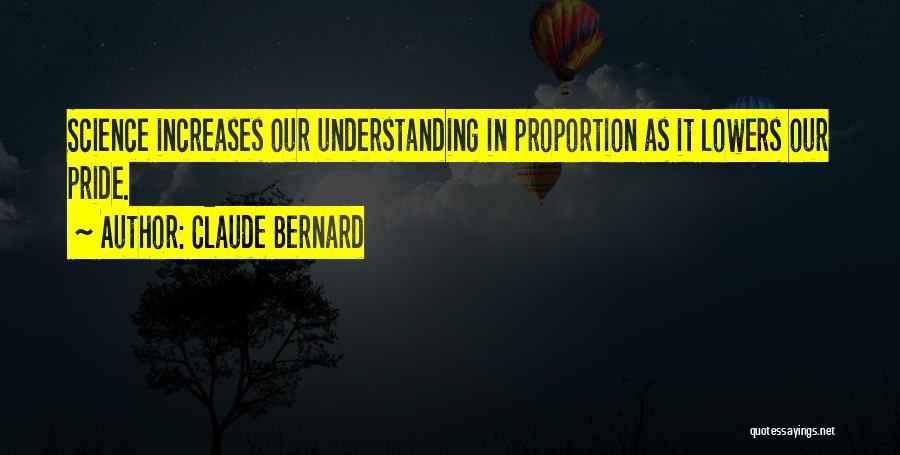 Claude Bernard Quotes 277816