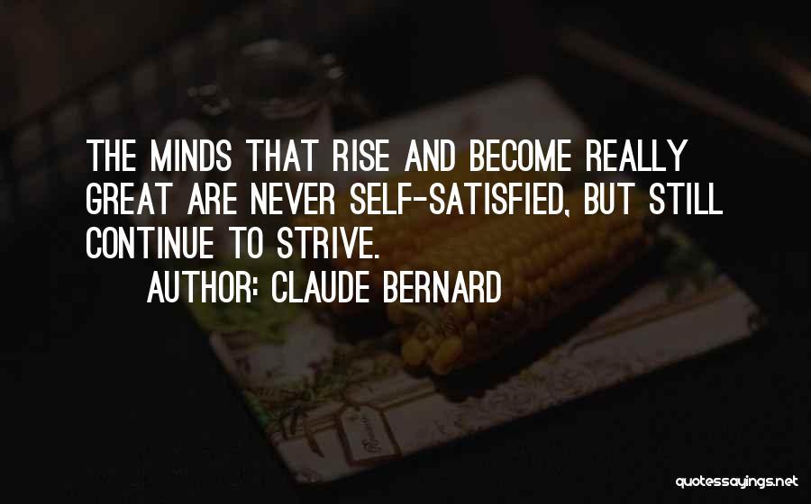 Claude Bernard Quotes 500111