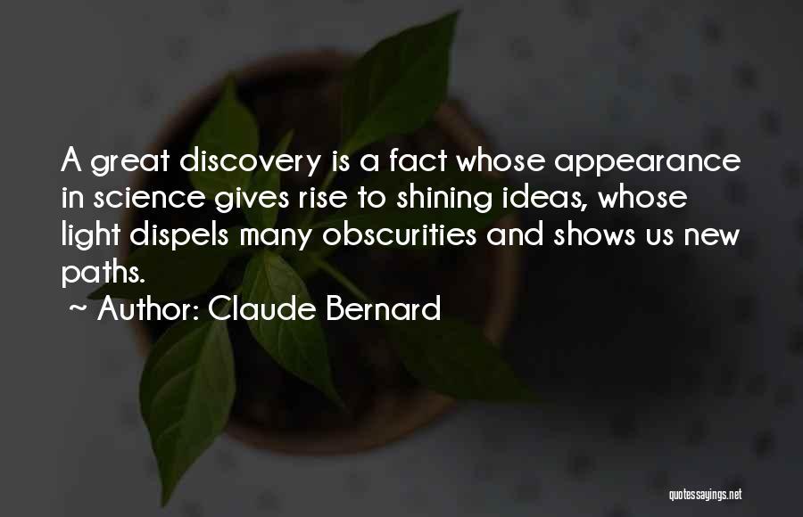 Claude Bernard Quotes 548889