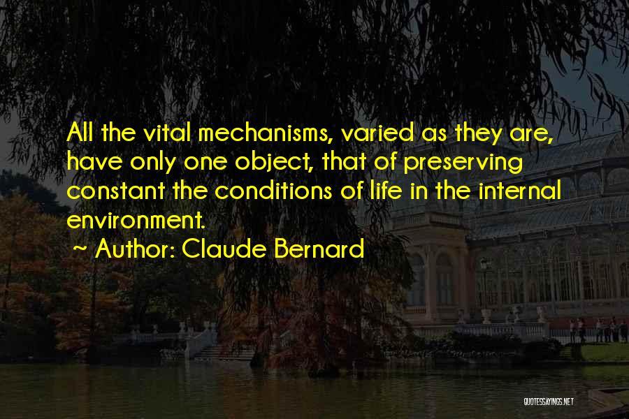 Claude Bernard Quotes 579322