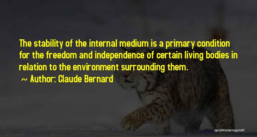 Claude Bernard Quotes 722820
