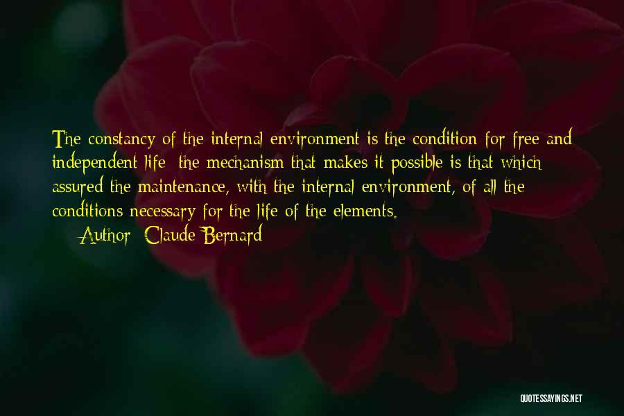 Claude Bernard Quotes 734476