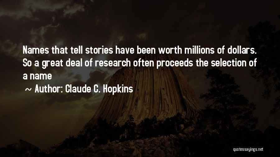 Claude C. Hopkins Quotes 1513233
