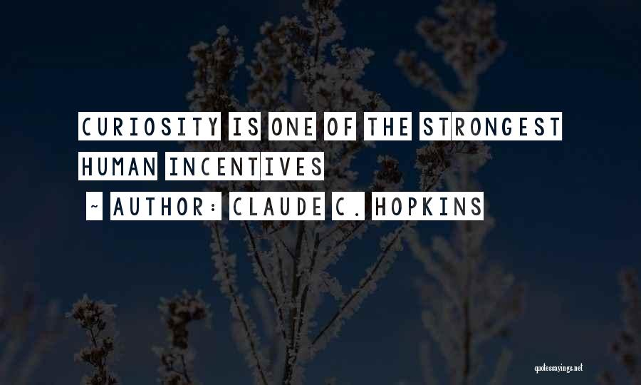 Claude C. Hopkins Quotes 1906173