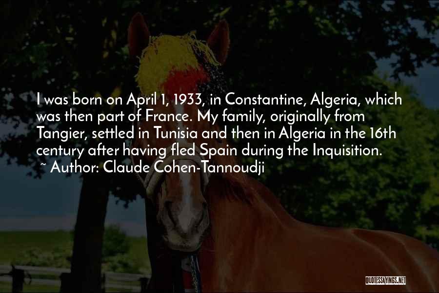 Claude Cohen-Tannoudji Quotes 1596397