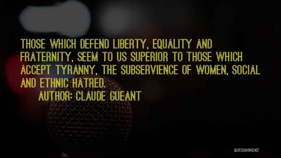 Claude Gueant Quotes 1254542