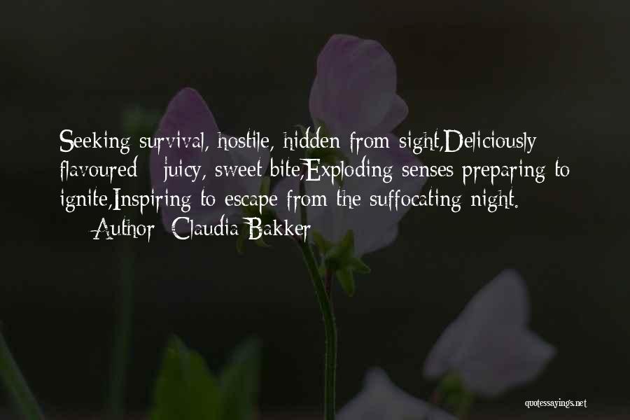 Claudia Bakker Quotes 1492836