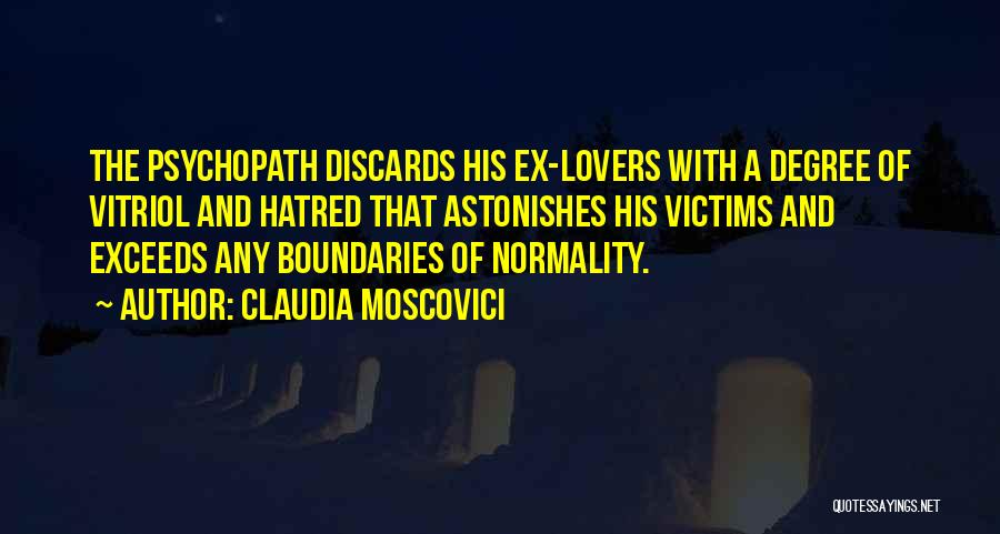 Claudia Moscovici Quotes 1352388