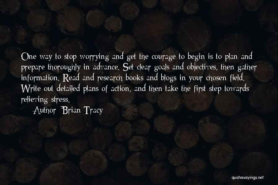 Clear Goals Quotes By Brian Tracy
