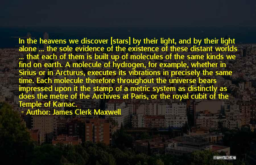 Clerk 2 Quotes By James Clerk Maxwell
